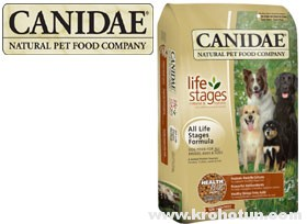 Canidae All Life Stages - корм для собак с четырьмя видами мяса