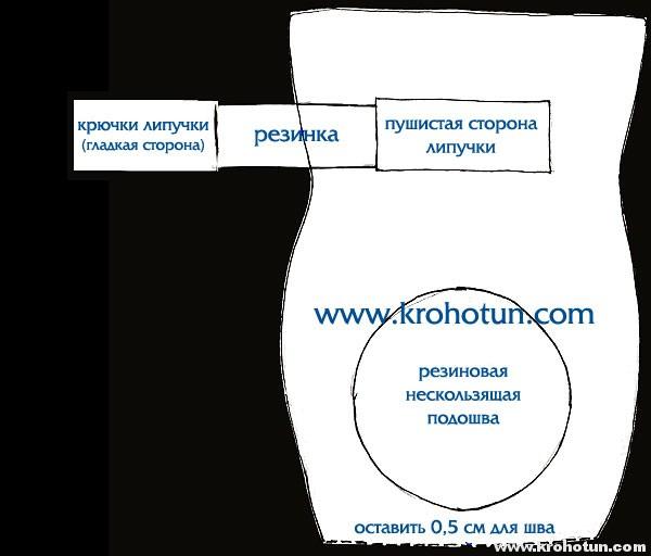Как Сшить Обувь Для Собаки Своими Руками Пошаговая Инструкция - фото 8